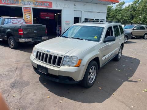 2009 Jeep Grand Cherokee for sale at Vuolo Auto Sales in North Haven CT