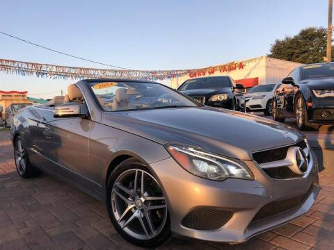 2014 Mercedes-Benz E-Class for sale at Cars of Tampa in Tampa FL
