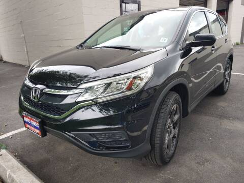 2016 Honda CR-V for sale at Auto Direct Inc in Saddle Brook NJ