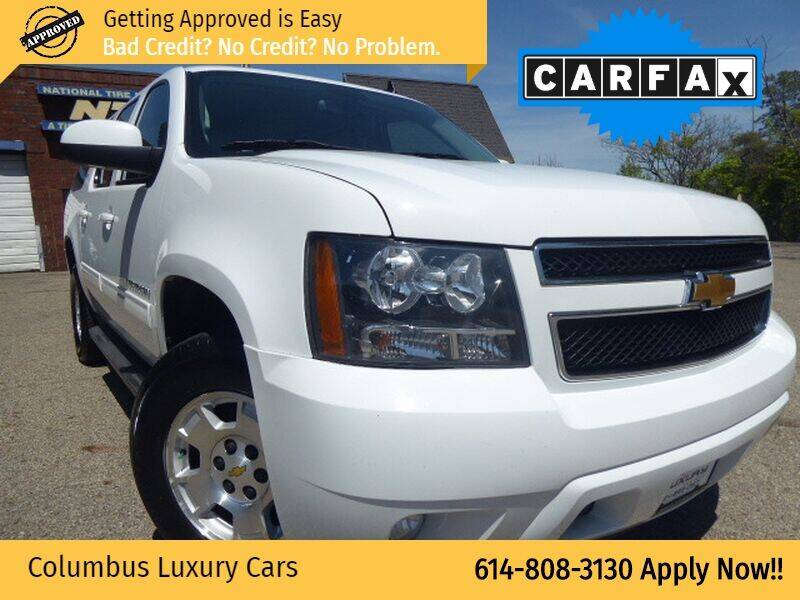 2012 Chevrolet Suburban for sale at Columbus Luxury Cars in Columbus OH