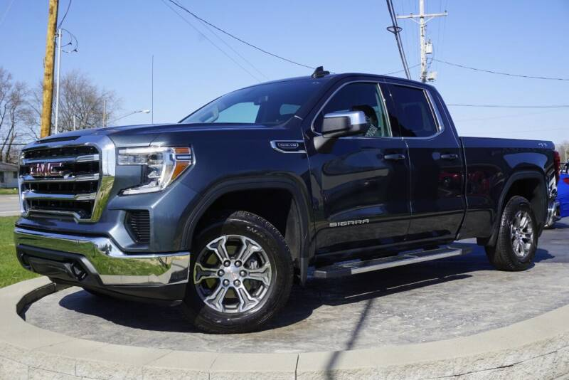 2019 GMC Sierra 1500 for sale at Platinum Motors LLC in Heath OH