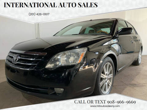 2005 Toyota Avalon for sale at International Auto Sales in Hasbrouck Heights NJ