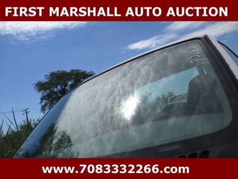 2003 Ford F-250 Super Duty for sale at First Marshall Auto Auction in Harvey IL