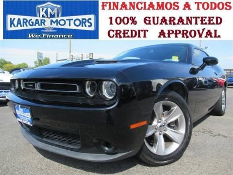 2017 Dodge Challenger for sale at Kargar Motors of Manassas in Manassas VA