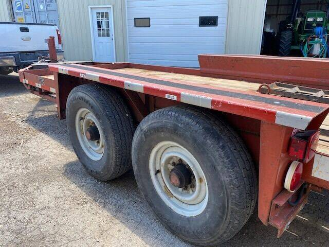 1995 Equipment Trailer  ipsco for sale at The Ranch Auto Sales in Kansas City MO