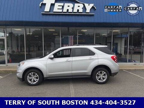 2017 Chevrolet Equinox for sale at Terry of South Boston in South Boston VA