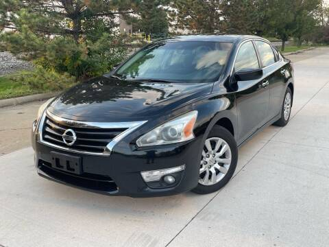 2013 Nissan Altima for sale at A & R Auto Sale in Sterling Heights MI