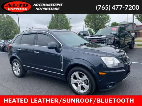 2014 Chevrolet Captiva Sport for sale at Auto Express in Lafayette IN