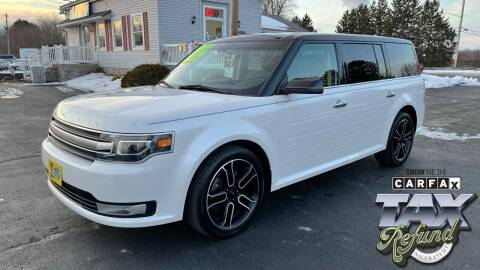 2015 Ford Flex for sale at RBT Automotive LLC in Perry OH