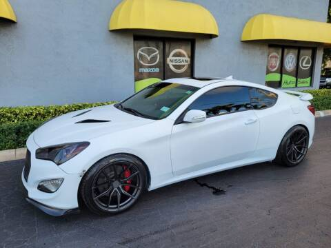 2015 Hyundai Genesis Coupe for sale at Import Haven in Davie FL