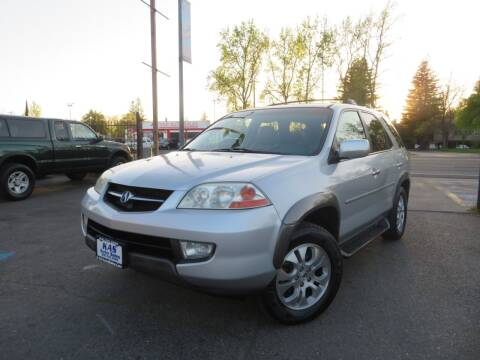 2003 Acura MDX for sale at KAS Auto Sales in Sacramento CA