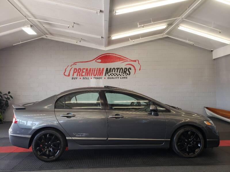 2009 Honda Civic for sale at Premium Motors in Villa Park IL