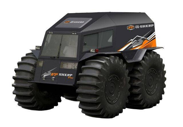 2021 Sherp Pro XT   A/C for sale at Goodfella's  Motor Company in Tacoma WA