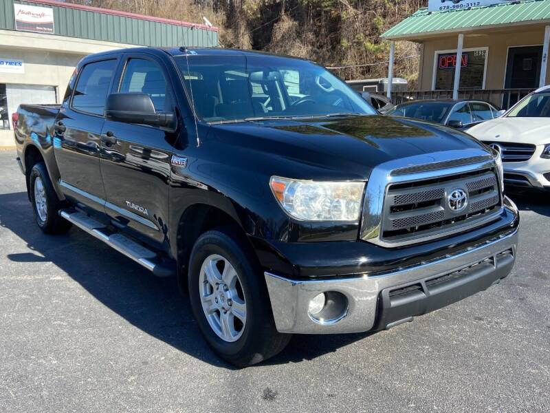 2012 Toyota Tundra for sale at Luxury Auto Innovations in Flowery Branch GA