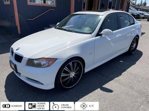 2007 BMW 3 Series for sale at Sabeti Motors in Tacoma WA