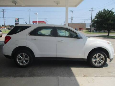 2011 Chevrolet Equinox for sale at Car One in Warr Acres OK