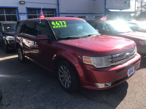 2009 Ford Flex for sale at Klein on Vine in Cincinnati OH