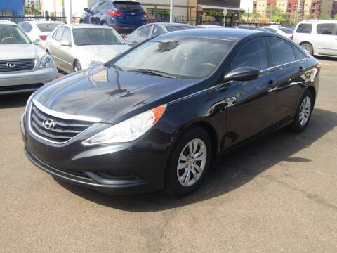 2011 Hyundai Sonata for sale at More Info Skyline Auto Sales in Phoenix AZ