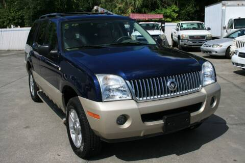 2004 Mercury Mountaineer for sale at Mike's Trucks & Cars in Port Orange FL