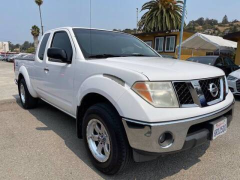 2008 Nissan Frontier for sale at MISSION AUTOS in Hayward CA