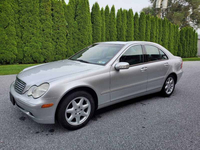 2002 Mercedes-Benz C-Class for sale at Kingdom Autohaus LLC in Landisville PA
