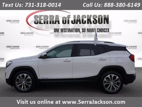 2020 GMC Terrain for sale at Serra Of Jackson in Jackson TN