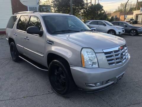 2007 Cadillac Escalade for sale at Urban Motors llc. in Columbus OH