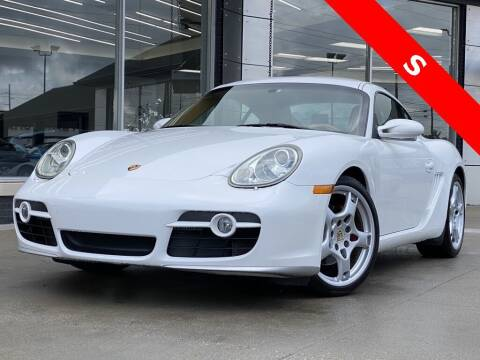 2006 Porsche Cayman for sale at Carmel Motors in Indianapolis IN