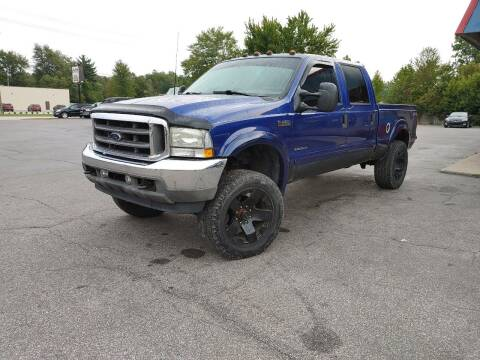 2003 Ford F-250 Super Duty for sale at Cruisin' Auto Sales in Madison IN