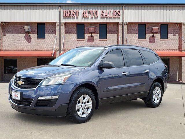 2014 Chevrolet Traverse for sale at Best Auto Sales LLC in Auburn AL