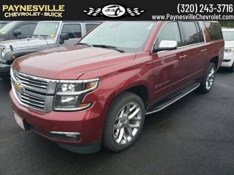 2020 Chevrolet Suburban for sale at Paynesville Chevrolet Buick in Paynesville MN
