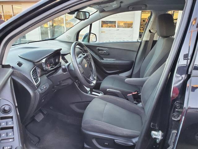 2017 Chevrolet Trax AWD LS 4dr Crossover - Manassas VA