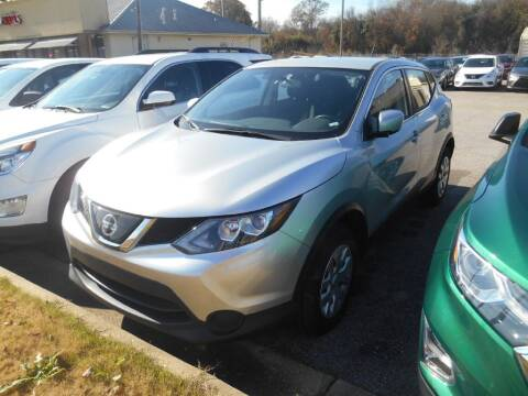 2020 Nissan Rogue for sale at AUTO MART in Montgomery AL