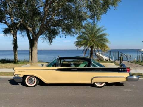 1959 Mercury Monterey for sale at Classic Car Deals in Cadillac MI