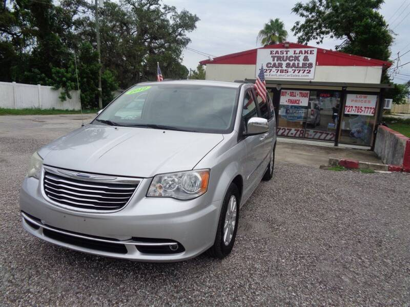 2012 Chrysler Town and Country for sale at EAST LAKE TRUCK & CAR SALES in Holiday FL