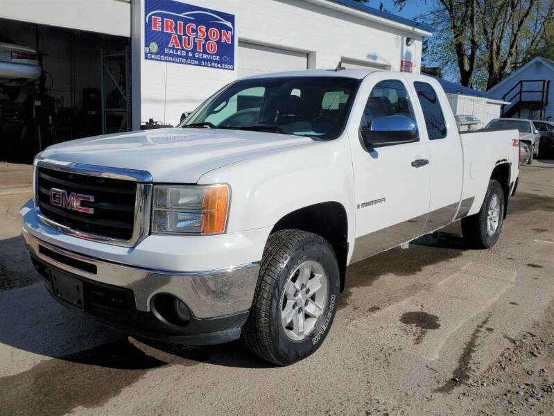 2009 GMC Sierra 1500 for sale at Ericson Auto in Ankeny IA