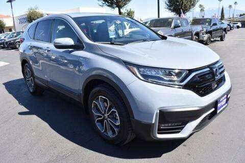 2021 Honda CR-V Hybrid for sale at DIAMOND VALLEY HONDA in Hemet CA
