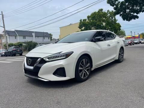 2019 Nissan Maxima for sale at Kapos Auto, Inc. in Ridgewood NY