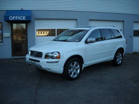 2013 Volvo XC90 for sale at Best Wheels Imports in Johnston RI