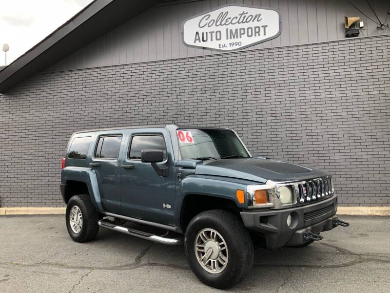 2006 HUMMER H3 for sale at Collection Auto Import in Charlotte NC