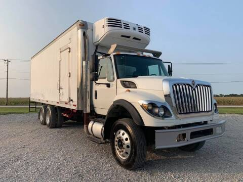 2010 International 7600 SBA for sale at Signature Truck Center - Box Trucks in Crystal Lake IL