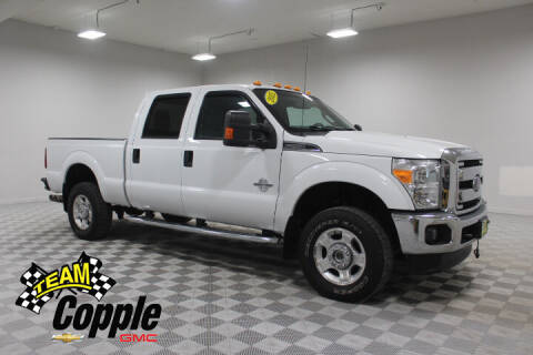 2015 Ford F-250 Super Duty for sale at Copple Chevrolet GMC Inc in Louisville NE