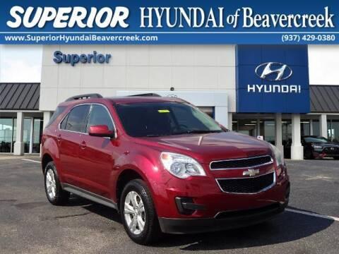 2011 Chevrolet Equinox for sale at Superior Hyundai of Beaver Creek in Beavercreek OH