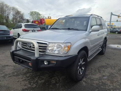 2006 Toyota Land Cruiser for sale at PA Auto World in Levittown PA