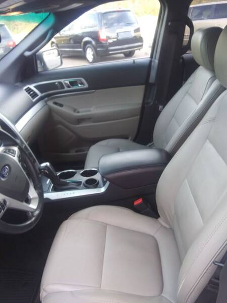 2012 Ford Explorer XLT 4dr SUV - Pleasant View TN
