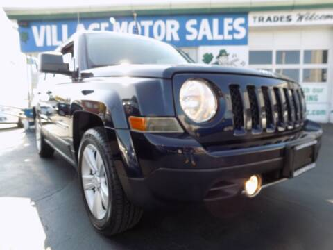 2011 Jeep Patriot for sale at Village Motor Sales in Buffalo NY