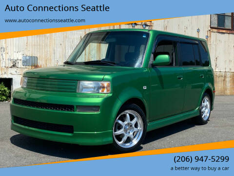 2006 Scion xB for sale at Auto Connections Seattle in Seattle WA
