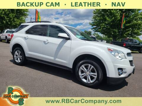 2015 Chevrolet Equinox for sale at R & B Car Company in South Bend IN