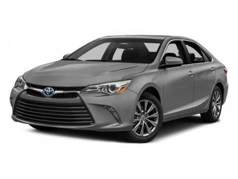 2017 Toyota Camry Hybrid for sale at HILAND TOYOTA in Moline IL