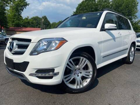 2015 Mercedes-Benz GLK for sale at iDeal Auto in Raleigh NC